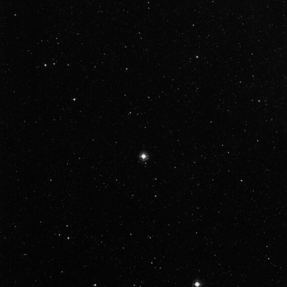 "Thomas Ruff: ""Star 16h 08m / -25º"""